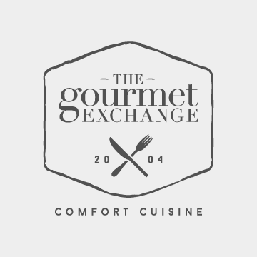 The Gourmet Exchange logo